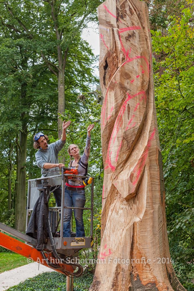 Boombeeld Park Randenbroek